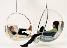 Design Hangstoelen