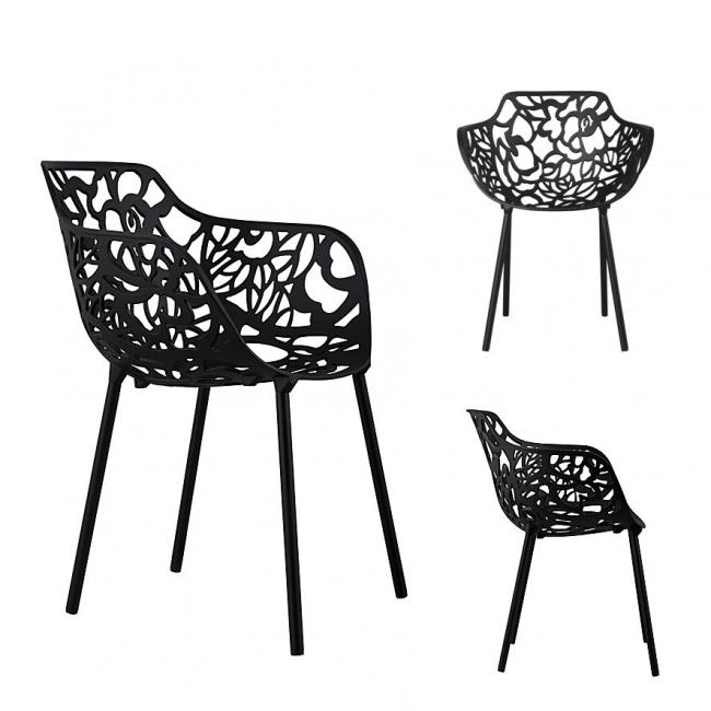 Witte Stoelen Design.Cast Magnolia Stoel Gratis Thuisbezorgd Eigenwijs Design