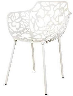 6 Witte Design Stoelen.Cast Magnolia Stoel Wit Gratis Verzending Eigenwijs Design