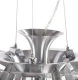 Artichoke hanglamp zilver_