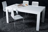 Design stoel aperto, Wit_