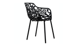 Cast Magnolia Armchair Wit_