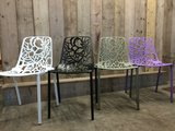 Cast Magnolia chair zwart_