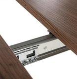 Uitschuifbare tafel Retro, Noten blad_