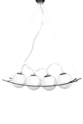 Design hanglamp 4 bollen