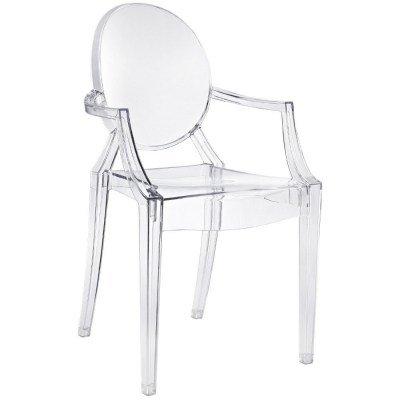 Elizabeth armchair Transparant