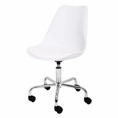 Bureaustoel Office White