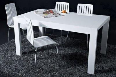 Design stoel aperto, Wit