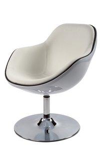 Design fauteuil, Wit