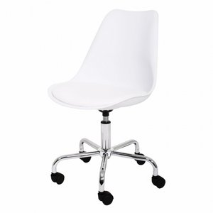 Bureaustoel Office White