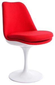 Tulip stoel volledig bekleed