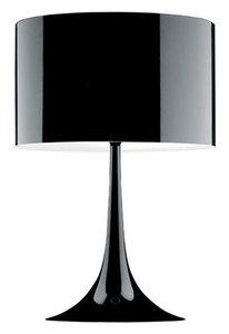 Tulip design tafellamp - zwart