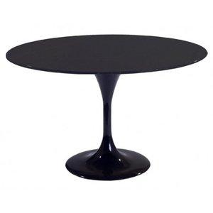 150cm Tulip tafel zwart